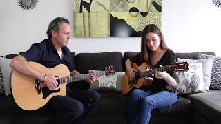 (Bon Jovi) Wanted Dead Or Alive - Gabriella Quevedo & Sergio Quevedo