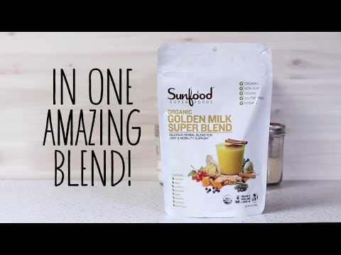 What is Golden Milk Super Blend?