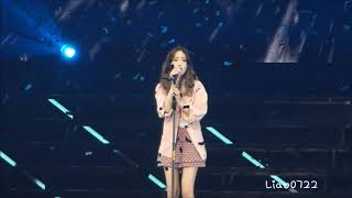 180421 Best of Best Concert in Taipei - TAEYEON《I》 - Stafaband