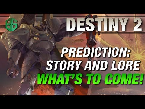 Destiny 2: Comet || STORY AND LORE