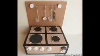 Как сделать КЛЕВУЮ МЕБЕЛЬ из картона  How To Make Cool Furniture Out Of Cardboard