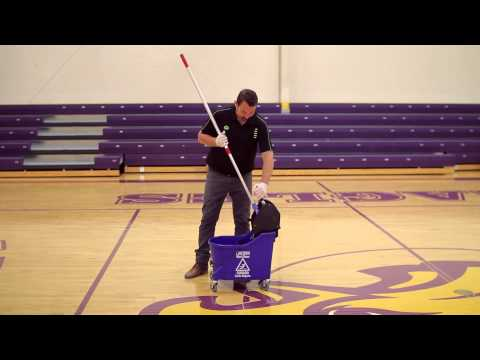Cleaning A Gym with CPI