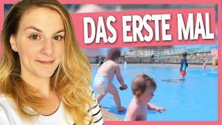 DAS ERSTE MAL | BABY UND KLEINKIND | SARAH-JANE 💖