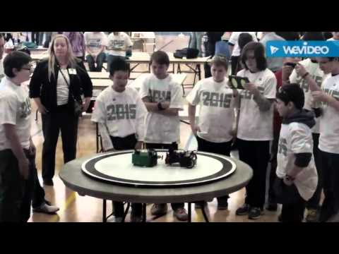 LEGO Mindstorms Sumo Competition 2015 - YouTube