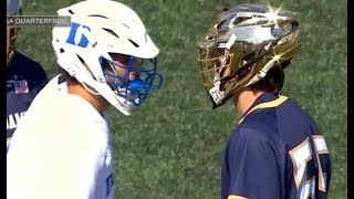 Notre Dame vs Duke Lacrosse 2019 NCAA Lacrosse Championship Quarterfinal