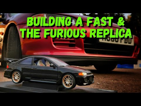 Project Heist - Building a Fast & The Furious Replica Honda Civic