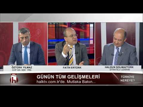 OHAL 7. Kez uzatılıyor - Türkiye Nereye 14 Nisan 2018 - Ümit Özdağ - Öztürk Yılmaz 2. Bölüm
