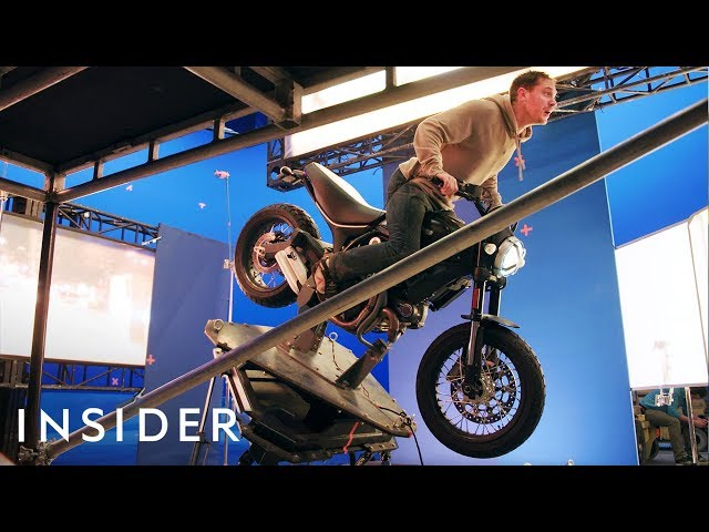 How The Motorcycle Chase Scene From 'Venom' Was Shot | Movies Insider