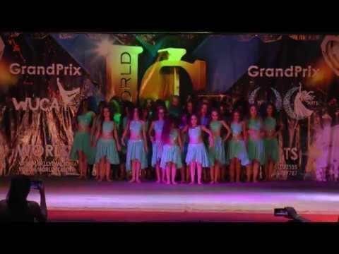 Христина Соловій-тримай/дети формейшн-фьюжн/Школа Восточного Танца Маргариты Шейх Али