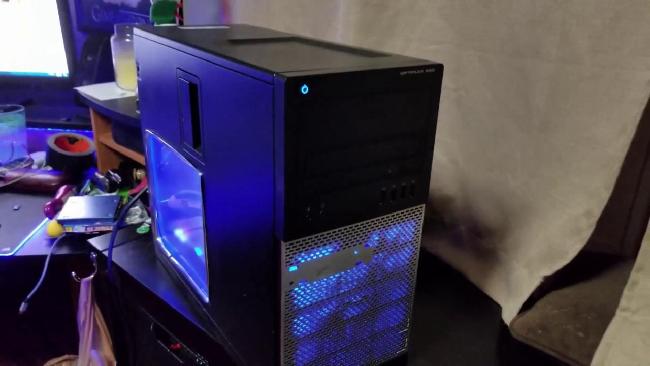 Dell Optiplex 790 Cpu Cooler Upgrade
