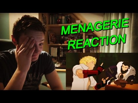 RWBY Volume 4 Chapter 5 Reaction - But Everything Changed When the
