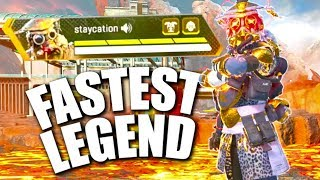 Bloodhound is 30% FASTER now! So I Tried Them out for a day... - PS4 Apex Legends