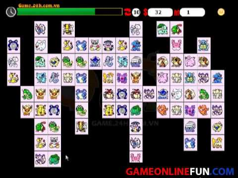 Chơi game Pikachu phiên bản cũ,Game Pikachu online