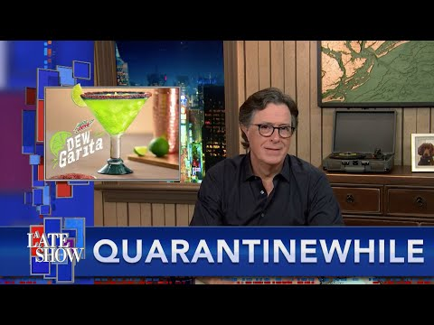 Quarantinewhile... Red Lobster's Mountain Dew Garita Is The Cocktail We Didn't Know We Needed