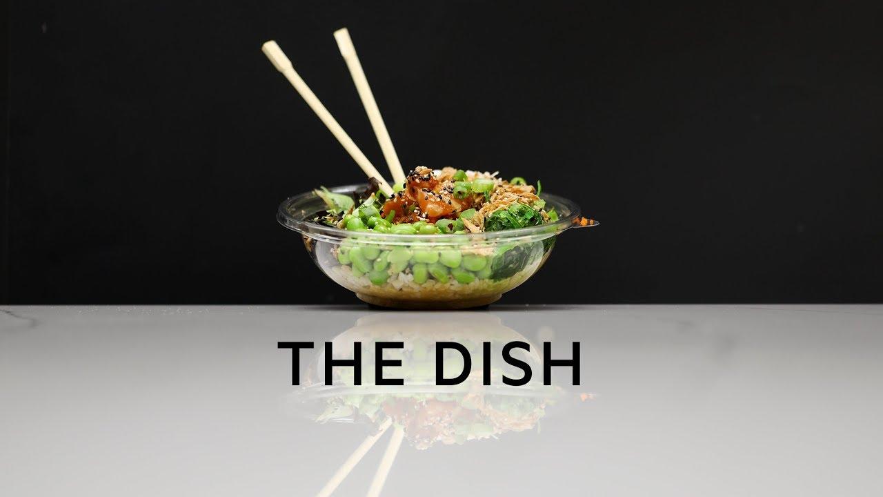The Dish: Poke Guys A Hui Hou Bowl