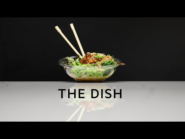 Popular Poke Is Pretty And Tasty But Is It Healthy The Dish The
