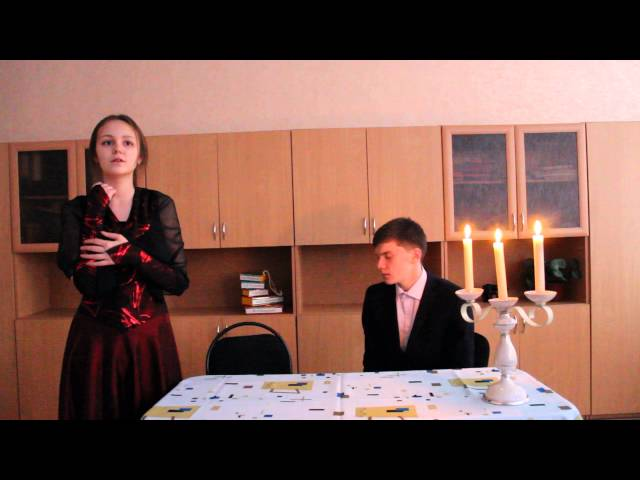 """Изображение предпросмотра прочтения – АлёнаАгафонова читает отрывок изпроизведения «Отрывок из пьесы """"Чайка""""» А.П.Чехова"""
