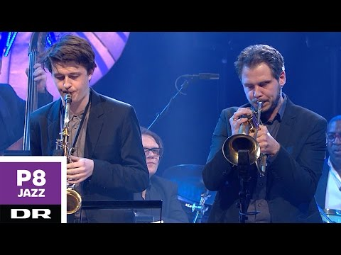 """Wallace, Jones, la Cour, Gunde og Vadsholt - """"Little Sunflower""""   P8 Jazz Alive   DR K"""