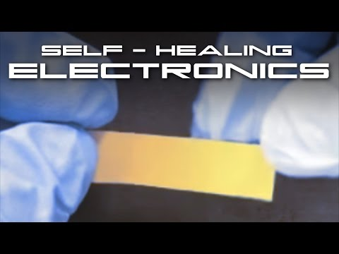Self Healing Electronics - Behold The Future