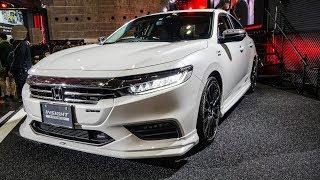 4khonda insight hybrid 2019 osaka auto messe 2019