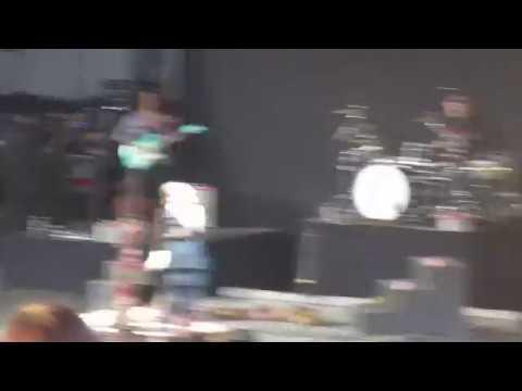 Grace Vanderwaal Singing - Opening Act For Imagine Dragons Concert