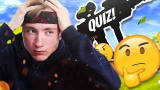 MOEILIJKSTE FORTNITE QUIZ! - Fortnite: Battle Royale Nederlands Quiz