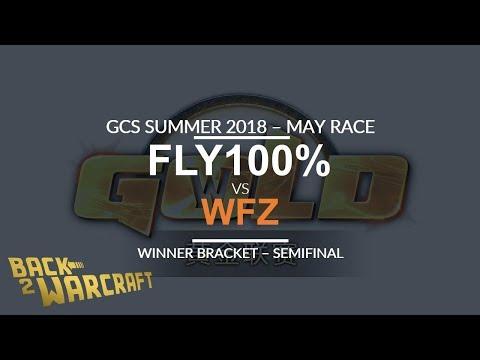 GCS:S - May Race- WB SF: [O] Fly100% vs. WFZ [U]