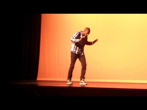 Nicholas Scott Talent Show Performance