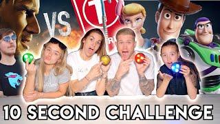 10 SECOND CHALLENGE
