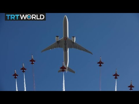 150 leading aviation firms at Istanbul Airshow | Money Talks