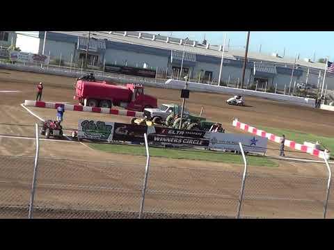 Dalton Hill at Delta Speedway