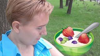 Здоровое питание нашей семьи - часть 1