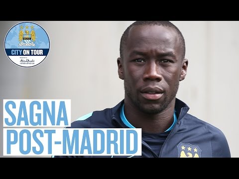 Man City 1-4 Real Madrid | Bacary Sagna post-match interview