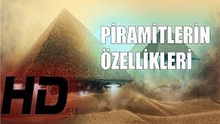 Mısır Piramitlerinin Özellikleri ve Bilinmeyenleri - Türkçe Anlatım |HD|