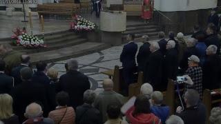 Msza św. w intencji Ojczyzny z okazji 100. rocznicy odzyskania niepodległości.