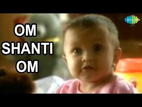 Om Shanti Om | Bollywood Remix Song | Kishore Kumar