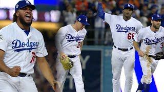 Pulse of the Postseason: Dodgers force Game 7