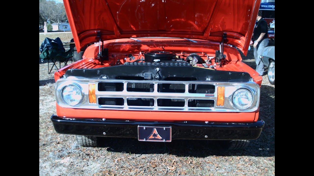 1969 dodge custom 100 pickup truck redblk youtube 1969 dodge custom 100 pickup truck redblk publicscrutiny Images