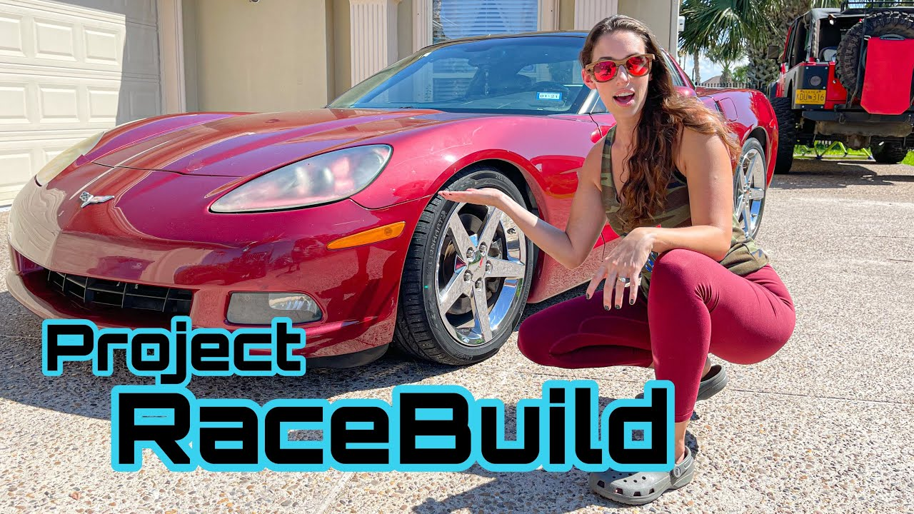 I Bought A Neglected C6 Corvette to Turn Into a Racecar!