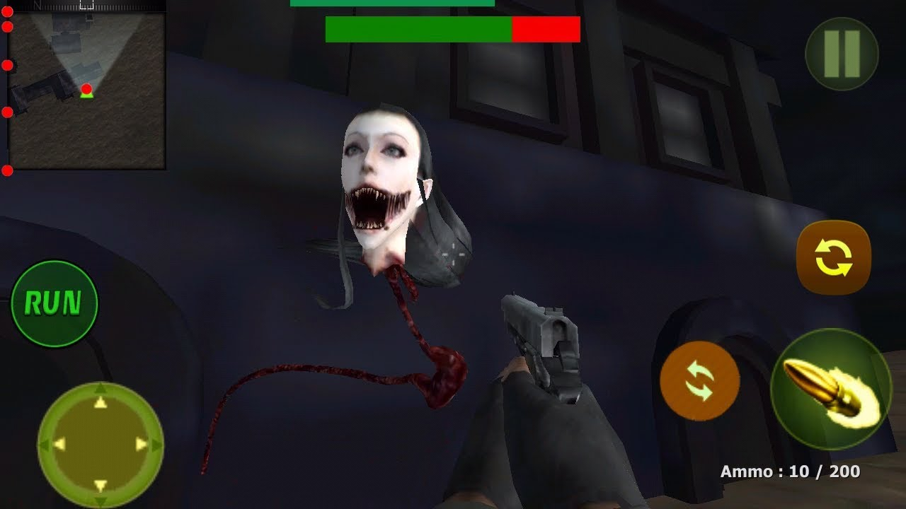 how to win eyes the horror game