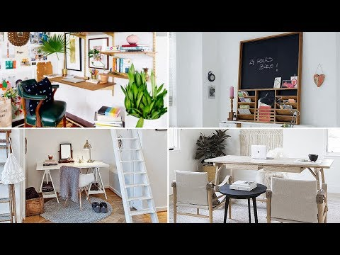 10 Home Office Makeover ideas