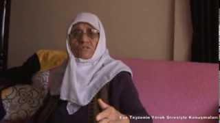 Eşe Teyzenin Yörük Şivesiyle Konuşmaları - Eşe/Spouse, aunt nomad dialect Speeches