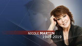Nicole Martin, 1949-2019