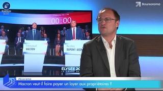 Macron veut-il faire payer un loyer aux propriétaires ?