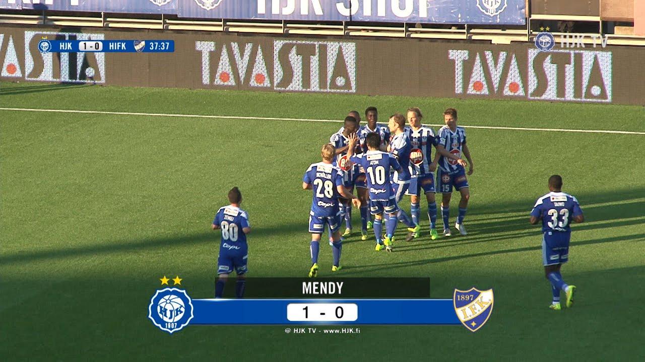 HJK Helsinki 1-1 HIFK