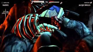 Mortal Kombat X: I love this mod lol
