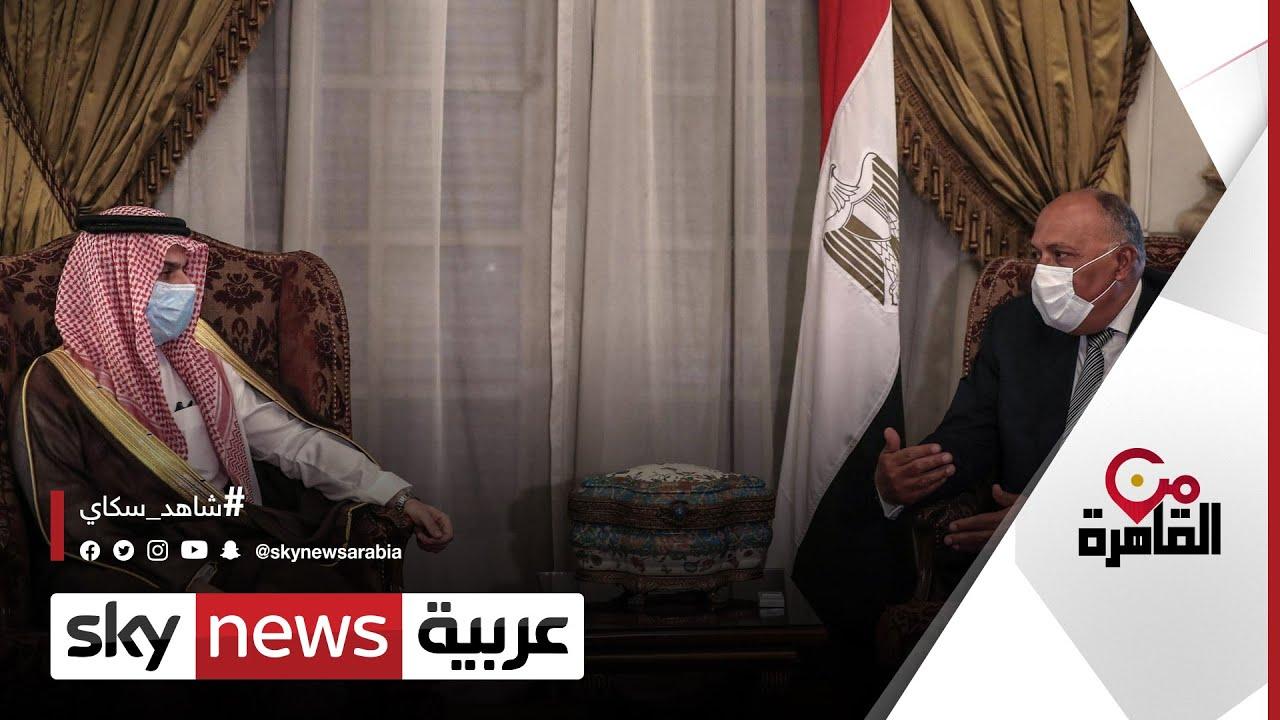 جهود مصرية للتهدئة بين الجانبين الإسرائيلي والفلسطيني| #من_القاهرة  - نشر قبل 4 ساعة