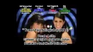 Video Lolita - Teman Tapi Selingkuhan (Karaoke + VC).mpg download MP3, 3GP, MP4, WEBM, AVI, FLV Juli 2018