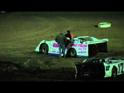 Jackson County Speedway 10.22.11. Late Model Feature