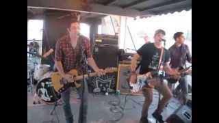 Burning Streets - Kiss The World Goodbye @ Punk Rock Cruise in Boston, MA (6/6/14)